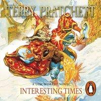 Interesting Times - Terry Pratchett - audiobook