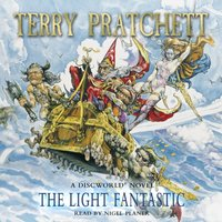 Light Fantastic - Terry Pratchett - audiobook