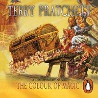 Colour Of Magic - Terry Pratchett - audiobook