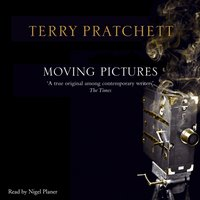 Moving Pictures - Terry Pratchett - audiobook