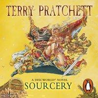 Sourcery - Terry Pratchett - audiobook
