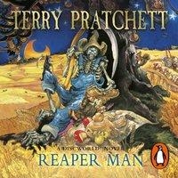 Reaper Man - Terry Pratchett - audiobook
