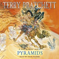 Pyramids - Terry Pratchett - audiobook