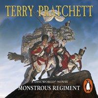 Monstrous Regiment - Terry Pratchett - audiobook