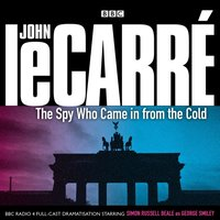 Spy Who Came In From The Cold - John le Carre - audiobook