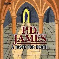 Taste For Death - P.D. James - audiobook