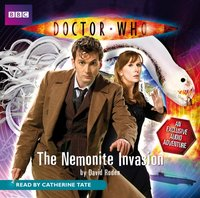 Doctor Who: The Nemonite Invasion - David Roden - audiobook