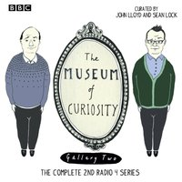 Museum Of Curiosity: Series 2 - Dan Schreiber - audiobook