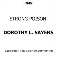 Strong Poison - Dorothy L. Sayers - audiobook