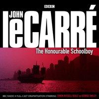 Honourable Schoolboy - John le Carre - audiobook