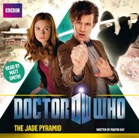 Doctor Who: The Jade Pyramid - Martin Day - audiobook