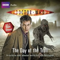 Doctor Who: The Day Of The Troll - Simon Messingham - audiobook