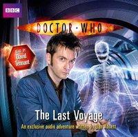 Doctor Who: The Last Voyage - Dan Abnett - audiobook
