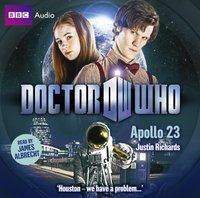 Doctor Who: Apollo 23 - Justin Richards - audiobook