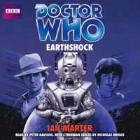 Doctor Who: Earthshock - Ian Marter - audiobook