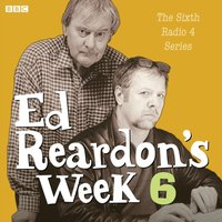 Ed Reardon's Week: Cheese Cricket (Episode 4, Series 6) - Andrew Nickolds - audiobook