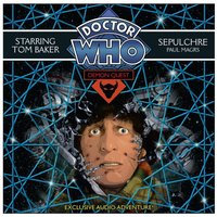 Doctor Who: Demon Quest 5 - Sepulchre - Paul Magrs - audiobook