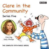 Clare In The Community. Series 5 - David Ramsden - audiobook