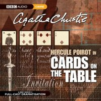 Cards On The Table - Agatha Christie - audiobook