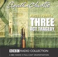 Three Act Tragedy - Agatha Christie - audiobook