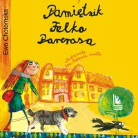 Pamiętnik Felka Parerasa - Ewa Chotomska - audiobook