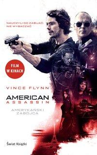 Amerykański zabójca - Vince Flynn - audiobook