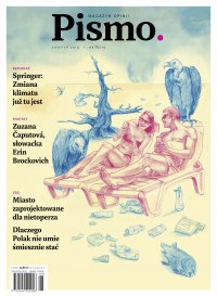 Pismo. Magazyn Opinii 08/2019 - Marcin Wicha - eprasa