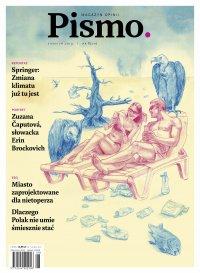 Pismo. Magazyn Opinii 08/2019 - Marcin Wicha - audiobook