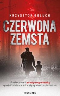 Czerwona zemsta - Krzysztof Goluch - ebook