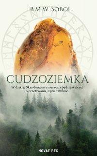 Cudzoziemka - B.M.W. Sobol - ebook