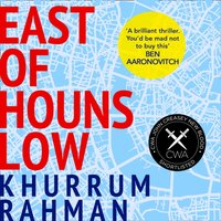 East of Hounslow - Khurrum Rahman - audiobook