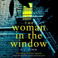 Woman in the Window - A. J. Finn - audiobook