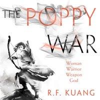 Poppy War - R.F. Kuang - audiobook