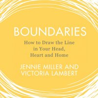 Boundaries - Jennie Miller - audiobook