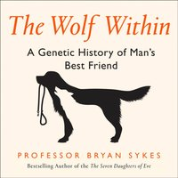 Wolf Within: The Astonishing Evolution of the Wolf into Man's Best        Friend - Professor Bryan Sykes - audiobook