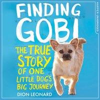 Finding Gobi - Dion Leonard - audiobook