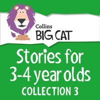 Stories for 3 to 4 year olds - Cliff Moon - audiobook