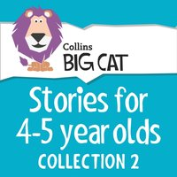 Stories for 4 to 5 year olds - Cliff Moon - audiobook