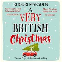 Very British Christmas - Rhodri Marsden - audiobook