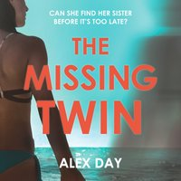 Missing Twin - Alex Day - audiobook