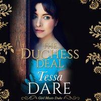 Duchess Deal - Tessa Dare - audiobook