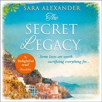 Secret Legacy - Sara Alexander - audiobook