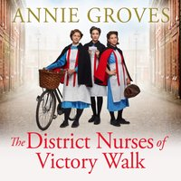 District Nurses of Victory Walk (The District Nurse, Book 1) - Annie Groves - audiobook