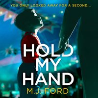 Hold My Hand - M.J. Ford - audiobook