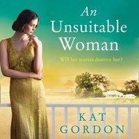 Unsuitable Woman - Kat Gordon - audiobook