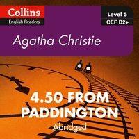 4.50 From Paddington: B2+ - Agatha Christie - audiobook