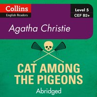 Cat Among the Pigeons: B2+ - Agatha Christie - audiobook