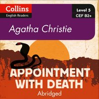 Appointment With Death: B2+ - Agatha Christie - audiobook