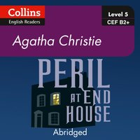 Peril at End House: B2 - Agatha Christie - audiobook