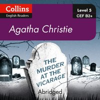 Murder at the Vicarage: B2+ - Agatha Christie - audiobook